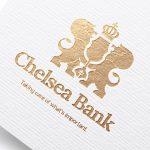 Logo Design for Chelsea Bank