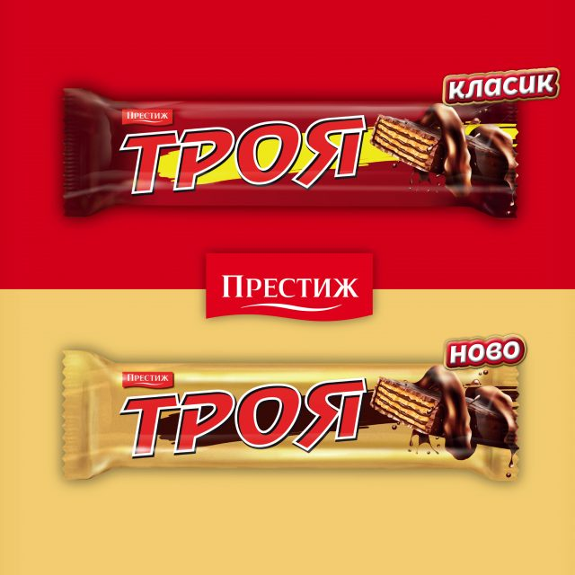 Package Design for Troy Wafer